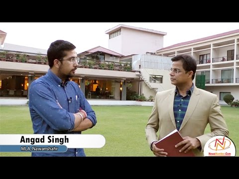 Interview with Angad Singh, MLA of Nawanshahr