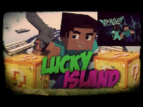 Escapa de la Bestia Y Lucky BLocks #1 FalCronGamer