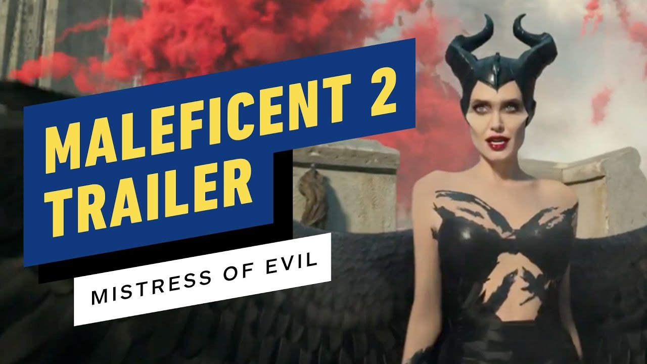 Maleficent: Herrin des Bösen - Offizieller Teaser (2019) Angelina Jolie, Michelle Pfieffer + video