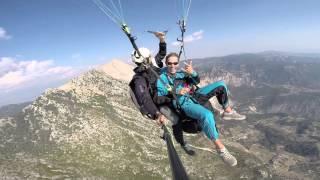 Paragliding Turkey - Babadağ Ölüdeniz