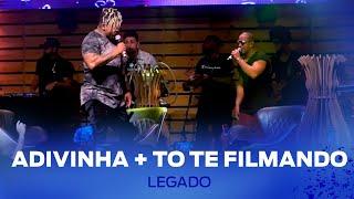 Ao Vivo: Legado canta Adivinha / Tô Te Filmando #FMODIA Rodriguinho, Gaab, Mr.Dan