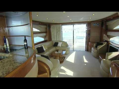 PRINCESS 21 METRE - PRINCESS 21M - Luxury Flybridge Motor Yacht