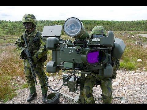 Misil Saab Dynamics RBS70 NG (Suecia/Francia)
