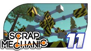 Scrap Mechanic - 11. Gyroscope Stabilisation - Let