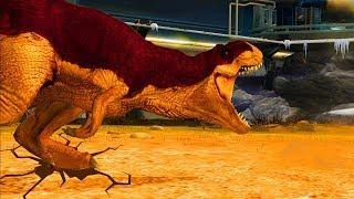 [Jurassic World The Game] | NẾU ONE SỠ HỮU T-REX GEN 2 MỞ ĐẢO MỚI