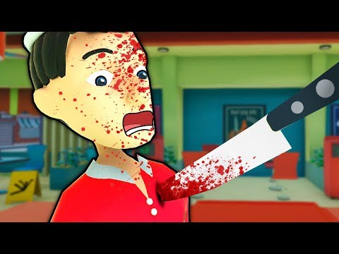 CHEF SNAPS AND MURDERS HIS CUSTOMERS!? (I've gone insane...) | Clash of Chefs VR HTC Vive Gameplay