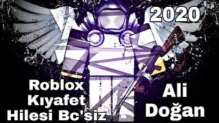 Roblox Kıyafet Hilesi Bc'siz 2020