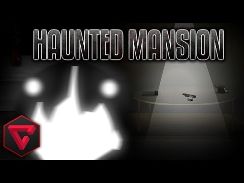 "STICKMANS TERRORÍFICOS: ""Haunted Mansion"" 