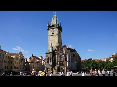 Old Town City Hall, Prague, Czech Republic / Staroměstská radnice, Praha, Česko