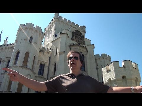 Coolest Castle You Never Heard Of-Hluboká Castle, Czech Republic