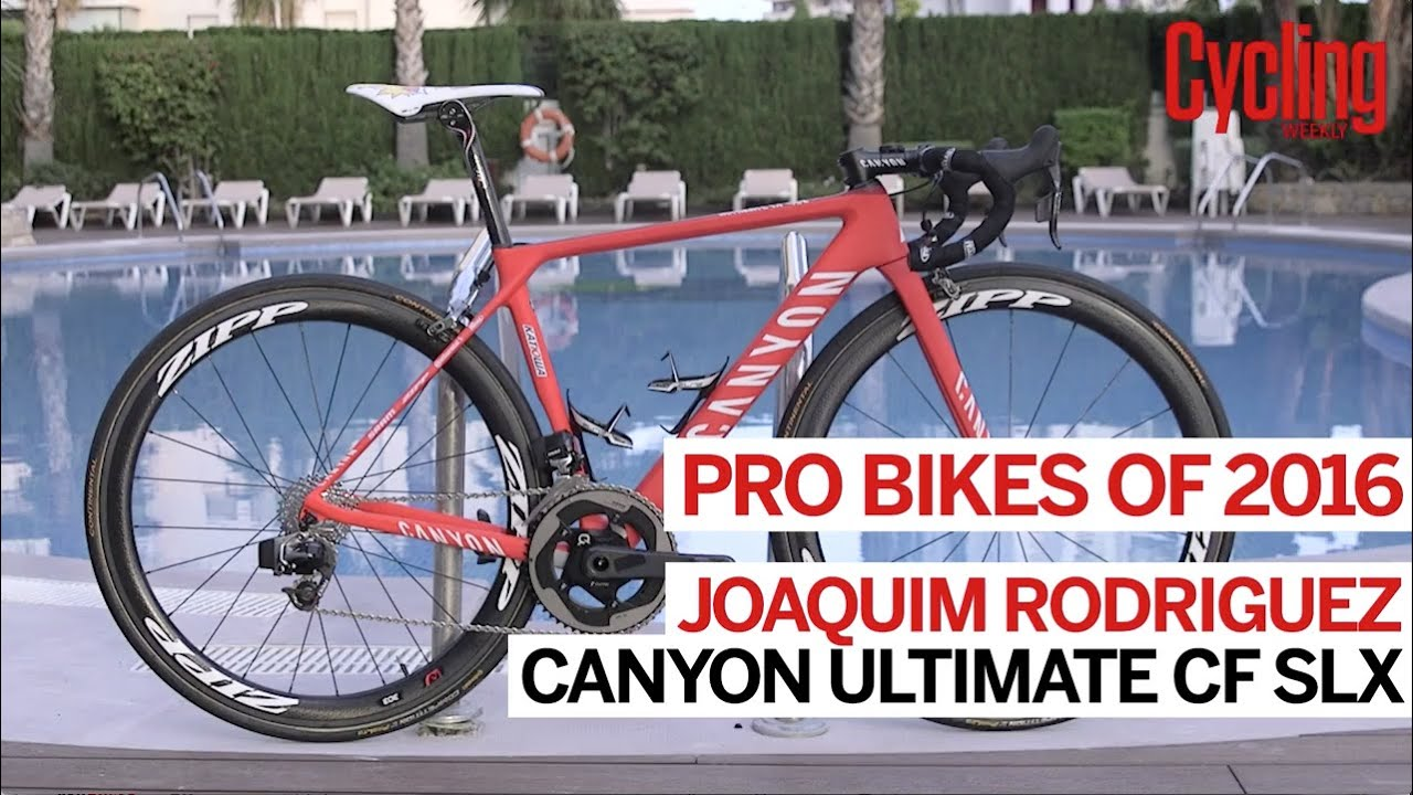 pro bikes of 2016 joachim rodriguez 39 s canyon ultimate cf. Black Bedroom Furniture Sets. Home Design Ideas