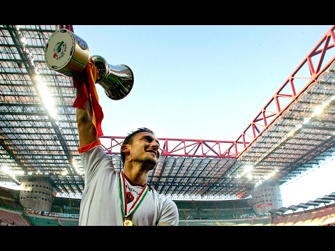 Francesco Totti draws 24-year career to a close - video