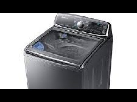 Review demonstração  Samsung 5.0-cu ft High-Efficiency Top-Load Washer (Platinum) ENERGY STAR