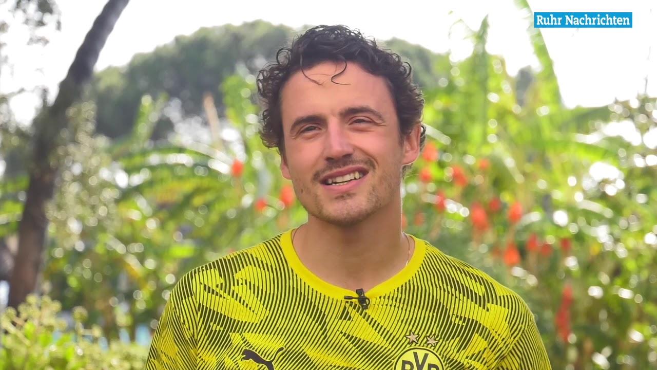 Delaney über Verletzung, BVB-Mittelfeld und Haaland