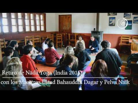 NĀDA BRAHMAN   Escuela Internacional de Nāda Yoga y Pūrṇa Yoga