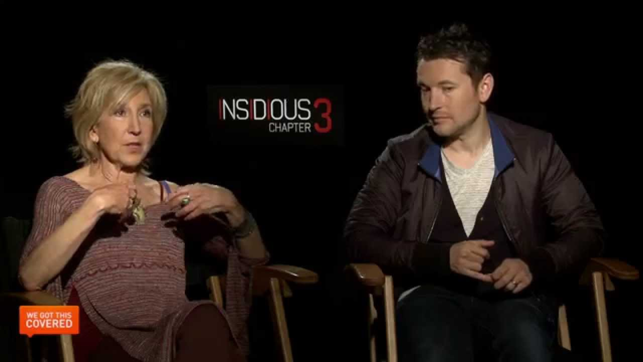 Download Exclusive Interview: The Cast And Director Of Insidious: Chapter 3 Talk Making Horror [HD]