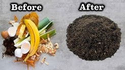 Stop Buying Compost. Perfect Way To Make Your Own Compost At Home