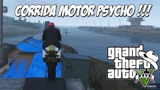 GTA 5 Online (PC) - Corrida Motor Psycho: Insanidade Pura