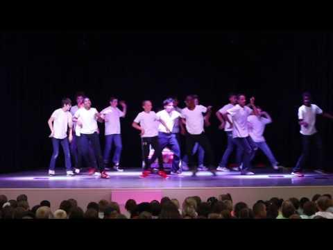 """Grease Lightnin'"" Elk Plain School of Choice Theater Showcase"