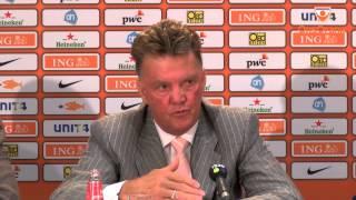 Van Gaal: