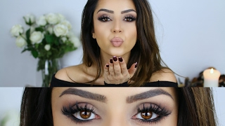 SULTRY SMOKEY EYE I VALENTINSDAY (+EVERYDAY) MAKE-UP