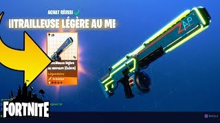 YOU MUST ABSOLUMENT BUY THE ARME IN MERCURE! Fortnite Saving the World