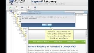 hyper v recovery