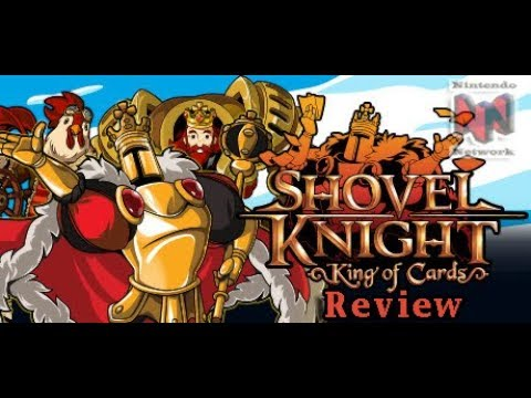 Shovel Knight King of Cards Review for the Nintendo Switch
