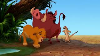 The Lion King - Never Give Up