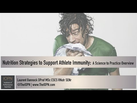 Nutrition Strategies to Support Athlete Immunity: A Science to Practice Overview