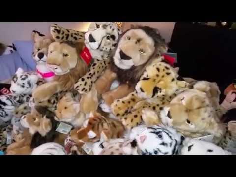 Wildcat Plush Collection 2014