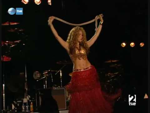 Shakira - Belly Dancing