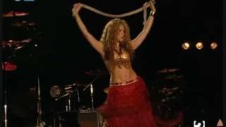 Shakira - Belly Dancing