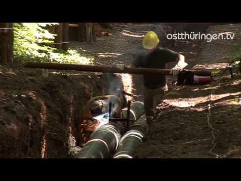 Großprojekt Fernwärme: In Gera wird das Netz von Dampf auf Heißwasser umgestellt