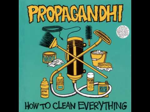 Propagandhi - How To Clean Everything (Full album - remastered 20th anniversary 24bit vinyl 2013)