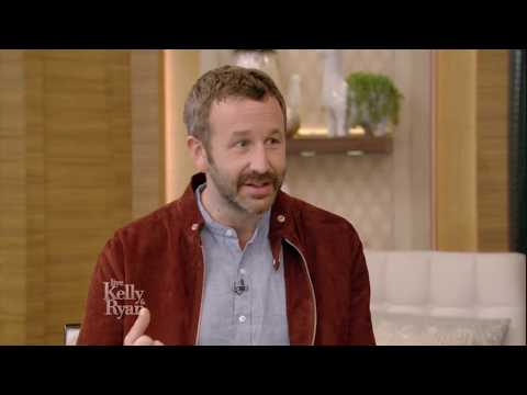 Chris O'Dowd Helps Deliver His Second Baby