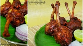 Chicken Lollipop Recipe in Tamil