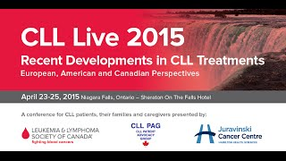 CLL Live 2015 - Dr. Graeme Fraser, 'Clinical CLL/SLL 101'