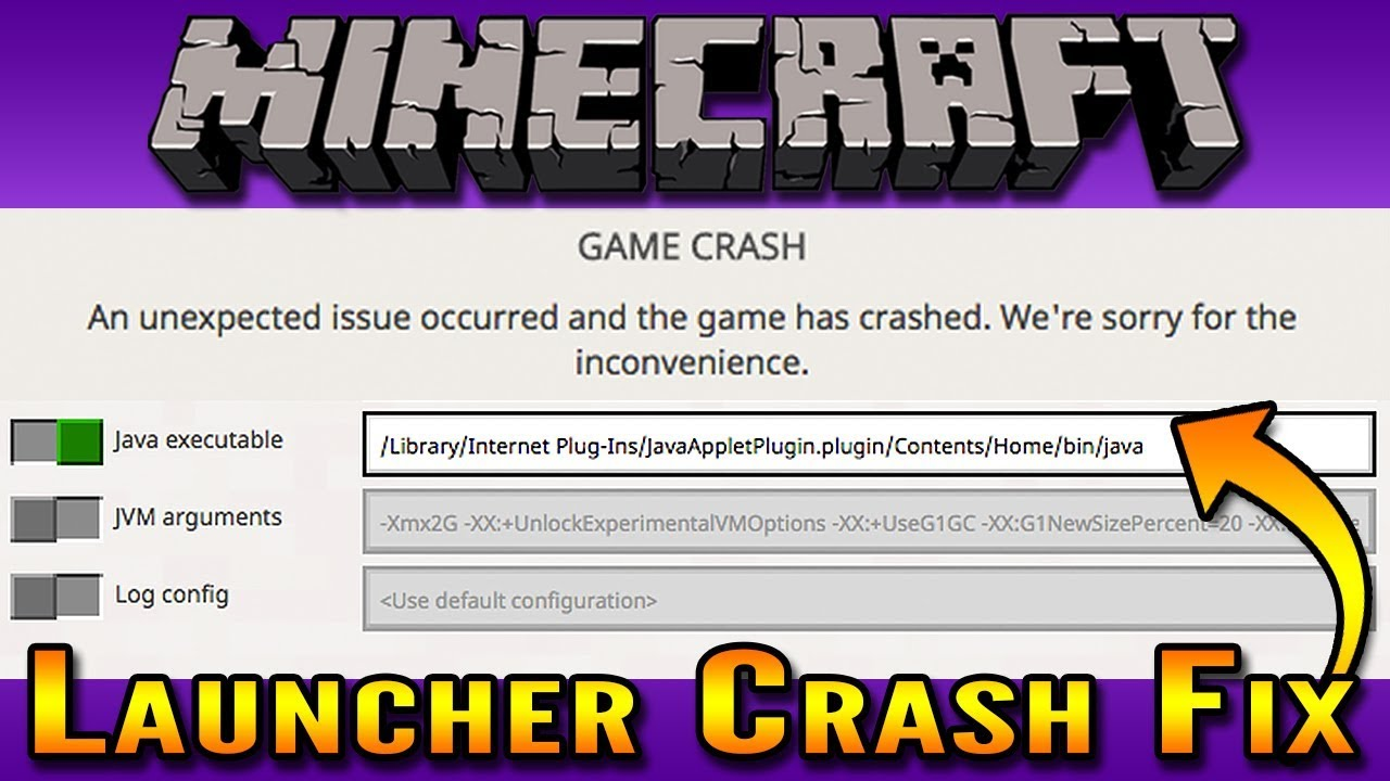 minecraft launcher not opening on mac