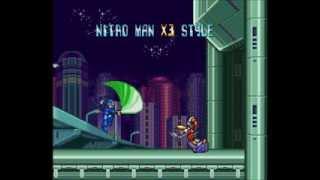 """[Mega Man 10] Nitro Man Stage """"Nitro Rider"""" (SNES Mega Man X3 Style Remix)"""