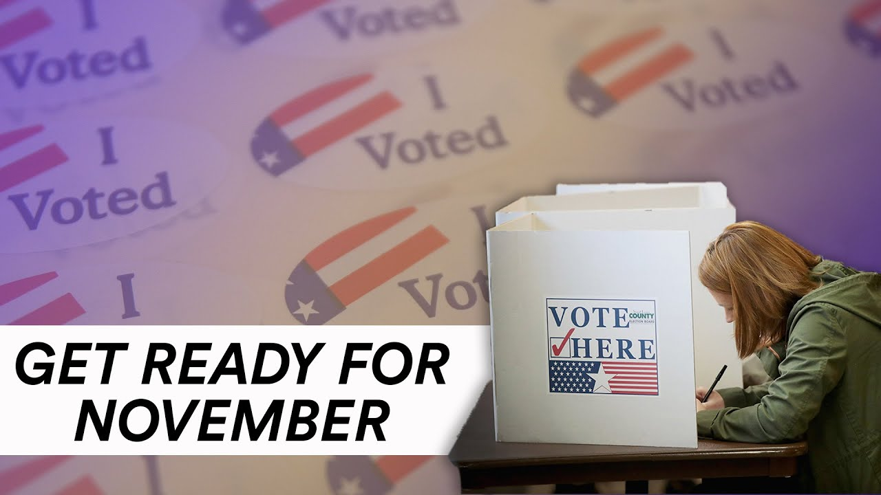 It's Election Day. You Can Still Register -- And Vote! -- in Many ...