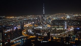Dubai Downtown at Night | Azhar Vlogs | Dubai Night view