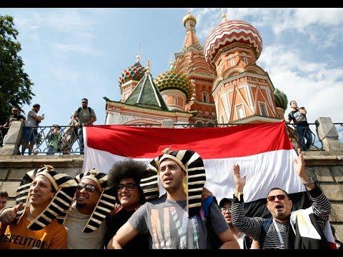 اتصال هاتفي.. عفراء الجول من روسيا قبل مباراة مصر وروسيا  - نشر قبل 2 ساعة