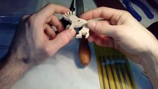 видео Как пилить ручным лобзиком