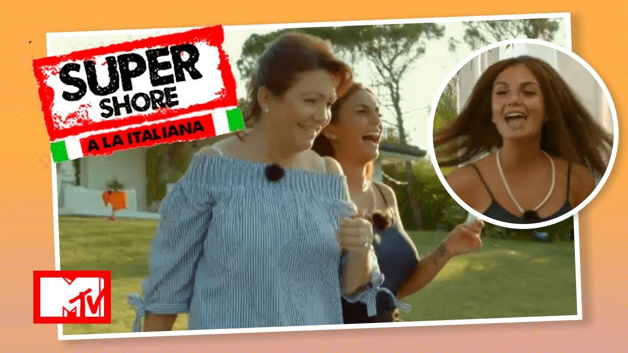 Llegó la mamá de Elettra CON SORPRESAS para todos | MTV Super Shore T3