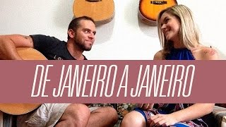 De Janeiro a Janeiro | Roberta Campos | Cover Carina Mennitto Part. Gustavo Seixas