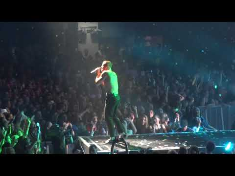 Imagine Dragons - Start Over (Vienna, Austria 15 April 2018) HD