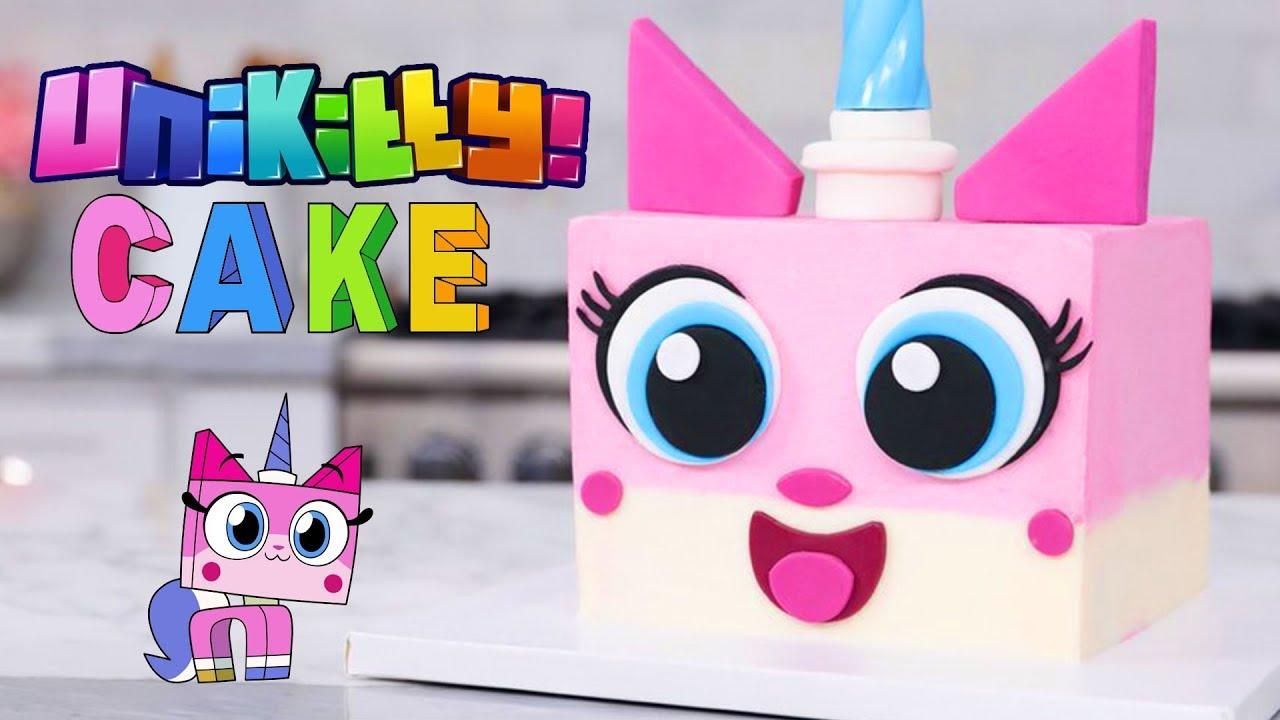 Unboxing Unikitty Lego Playset + Baking a Unikitty Cake!!