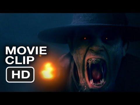 Abraham Lincoln Vampire Hunter Trailer Movie CLIP - Train Escape (2012) Timur Bekmambetov Movie HD
