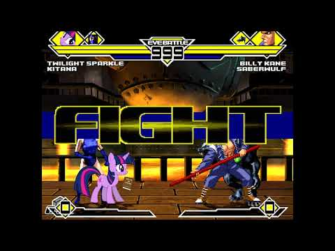 Some Random 2-on-2 MUGEN Tournament II: A Warm-up Before A New Decade